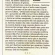 Diario La Nacion, Argentina 2001