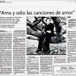 Diario Los Andes, Mendoza, Argentina, 2008