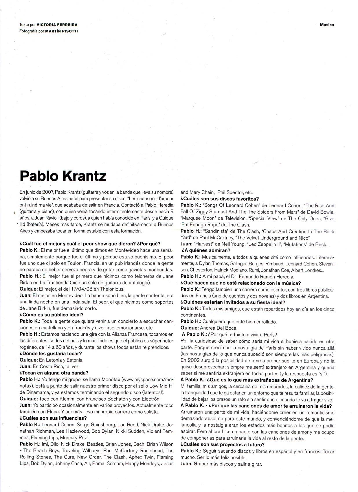 Revista DMode, Argentina, 2008-(2)