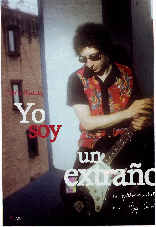 Revista La Garcia, Argentina, 2001