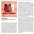Revista Llegas, Argentina, 2008