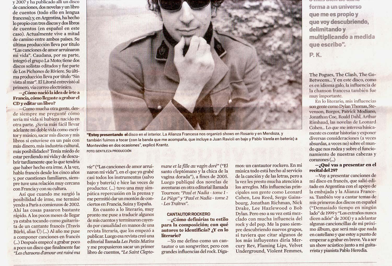 Diario El Litoral, Santa Fe, Argentina, 2008 (4)