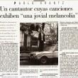 Diario La Gaceta, Tucuman, Argentina, 2009