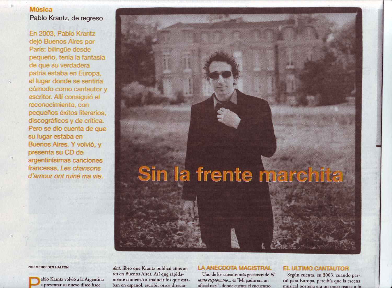 Diario Pagina12, Argentina, 2008 (1)