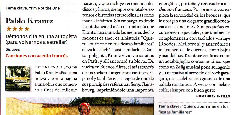 Revista Rolling Stone, 2011