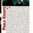 Revista Longueur d'Ondes, Francia, 2007
