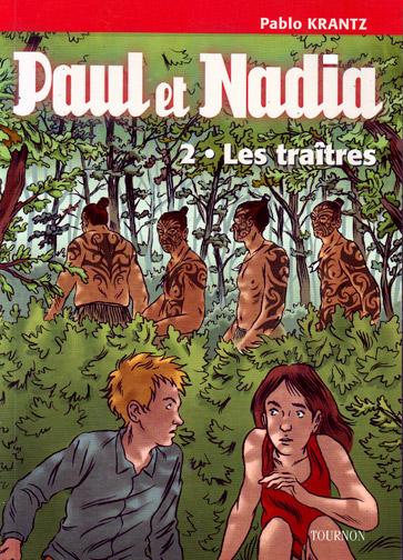 Pablo-Krantz-Paul-et-Nadia-Tome-2-Les-Traitres