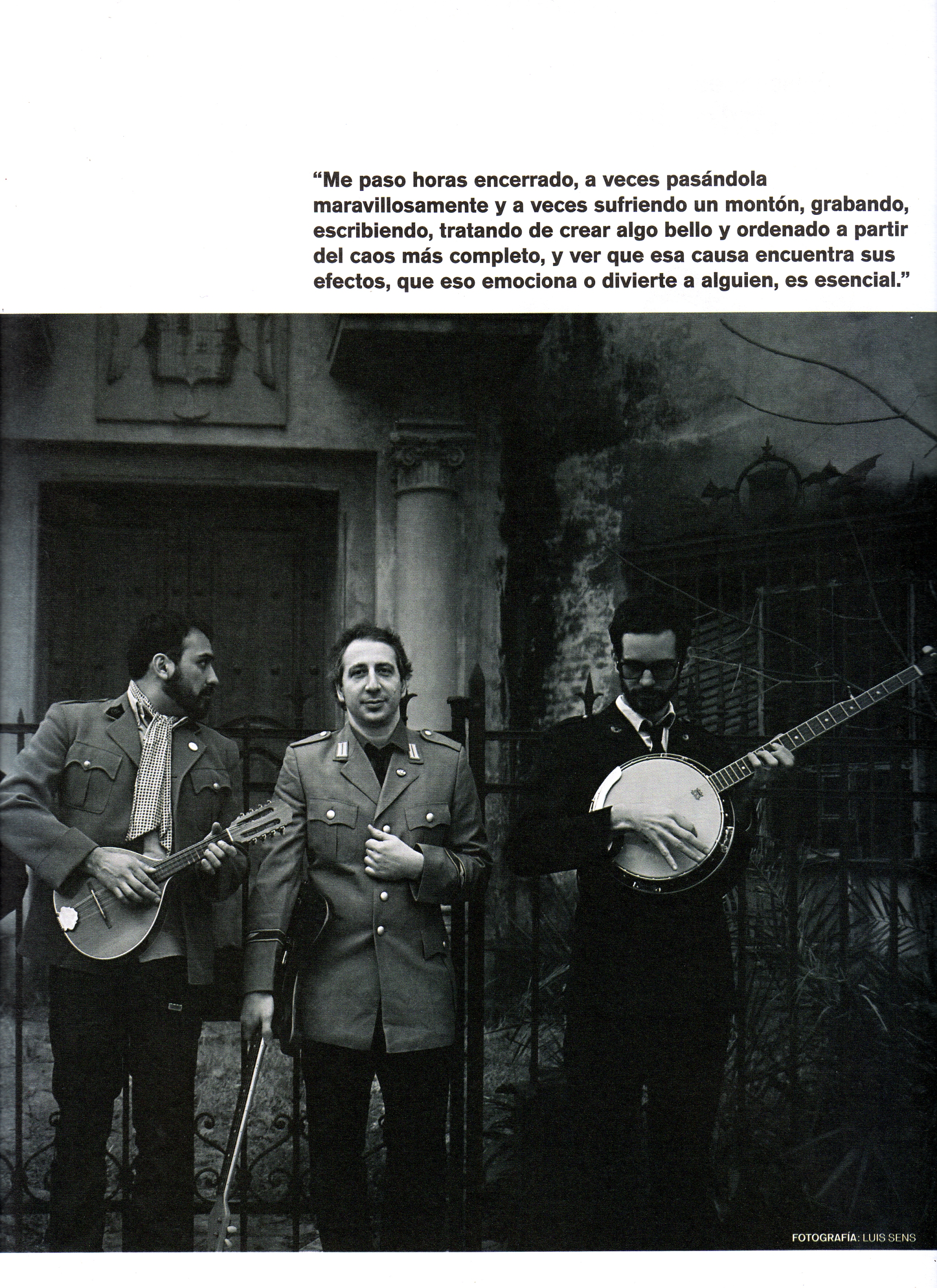 Revista Dmag. Argentina, 2011 parte 2