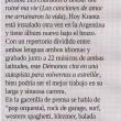 Revista Haciendo Cine, Argentina, 2011