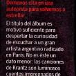 Revista La Nacion, Argentina, 2011