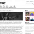 Revista online Vomb, 2011